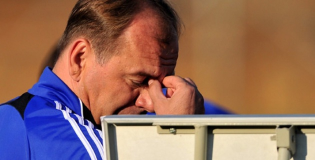"Вайсс: Упущенная победа над ""Шахтером"" - моя вина"