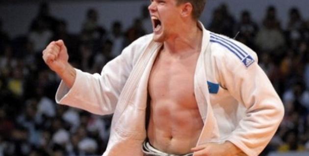 Максим Раков выиграл мировое Гран-при по дзюдо в Алматы
