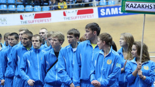 Казахстанские пятиборцы стали третьими в отборе на юношескую Олимпиаду