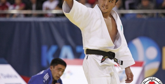 Казахстанские дзюдоисты перевыполнили медальный план на Гран-при в Алматы