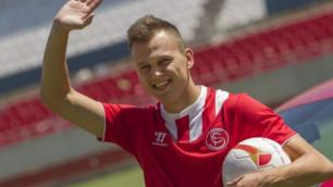"""Игрок """"Реала"""" Черышев может остаться в """"Севилье"""" и после окончания аренды"""