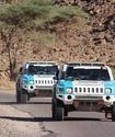Казахстанские гонщики завершили первый этап ралли в Марокко
