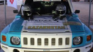 Казахстанские экипажи преодолели третий этап ралли в Марокко