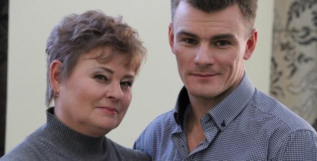 На Олимпиаду в Сочи казахстанский лыжник Чеботько поедет с мамой