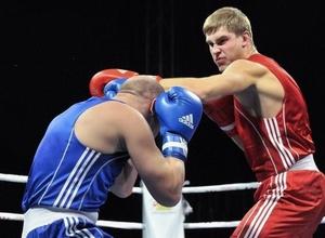 Казахстанский боксер Пинчук одержал победу в первом бою на ЧМ в Алматы