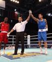 Елеусинов и Ниязымбетов стартовали с побед на ЧМ в Алматы