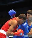 Казахстанец Абдрахманов выиграл свой первый бой на ЧМ в Алматы