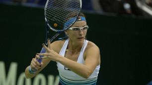 Шведова потеряла пять позиций в рейтинге WTA