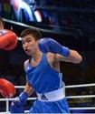 Кайрат Ералиев встретится в четвертьфинале ЧМ по боксу с олимпийским чемпионом
