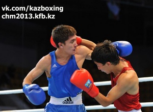Ильяс Сулейменов выбил из борьбы чемпиона Азии из Кыргызстана