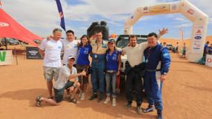 Гонщики Mobilex Racing Team остались довольны показанным результатом на ралли в Марокко
