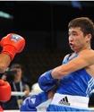 Казахстанский боксер победил олимпийского чемпиона в четвертьфинале ЧМ в Алматы