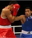 Жанибек Алимханулы стал четвертым казахстанским полуфиналистом ЧМ по боксу