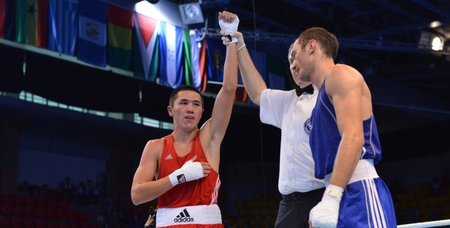 Чемпионат мира по боксу в Алматы уже стал самым успешным в истории Казахстана