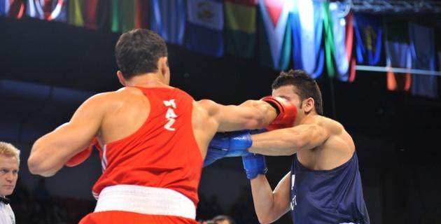 АНОНС ДНЯ, 25 октября. В полуфиналах ЧМ выступят восемь казахстанских боксеров