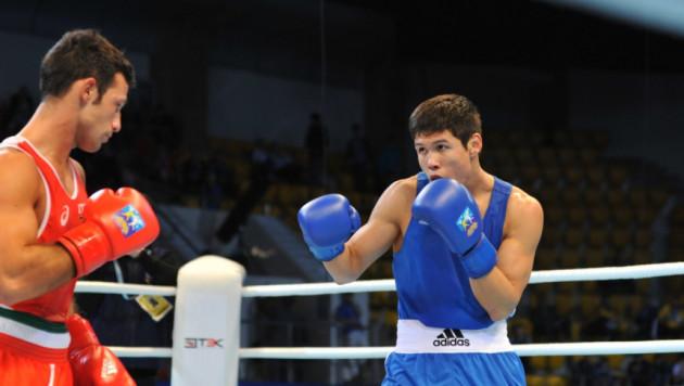 Капитан сборной Казахстана по боксу пробился в финал чемпионата мира в Алматы