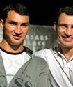 Братья Кличко присутствуют на чемпионате мира по боксу в Алматы