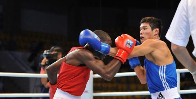Капитан сборной Казахстана стал чемпионом мира по боксу
