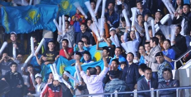 Сборная Казахстана заняла первое общекомандное место на чемпионате мира по боксу