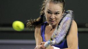 Сильнейшая казахстанская теннисистка улучшила позицию в рейтинге WTA