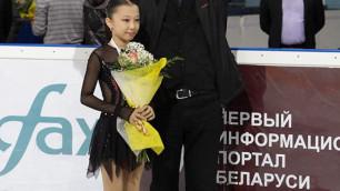 Казахстанскую фигуристку тренирует экс-наставник олимпийской чемпионки из Кореи