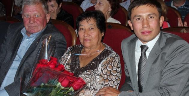 Я не была ни разу на боях сына и не пойду на них - мама Геннадия Головкина