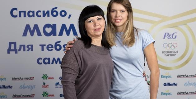 Фристайлистка Юлия Галышева поедет на Олимпиаду в Сочи с мамой