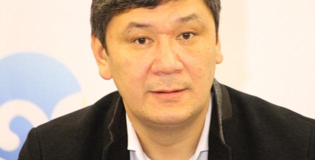 Казахстанские комментаторы ничем не уступают зарубежным - Арман Шураев