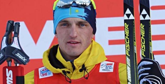 Казахстанец Алексей Полторанин выиграл спринт в Муонио