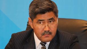 Тастанбек Есентаев назначен председателем Агентства по делам спорта и физической культуры