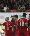 Первый тур Элитного раунда Кубка УЕФА по футзалу в картинках
