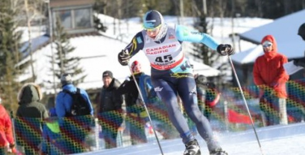 Казахстанский лыжник стал вторым в гонке классическим стилем в Саарисельке