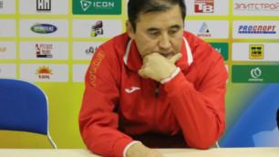 """Судьи жестко отнеслись к нашей команде - тренер """"Тулпара"""""""