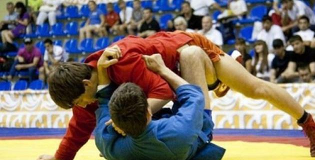 Казахстанец Арман Оспанов стал чемпионом мира по самбо