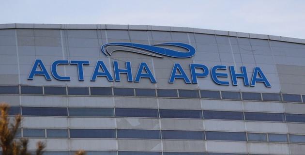 """Стадион """"Астана-Арена"""" обзавелся новым современным табло"""