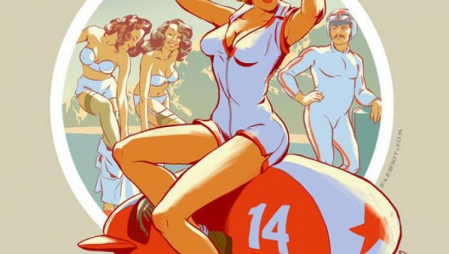 Олимпийский комитет Сочи забраковал эротический календарь