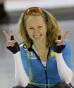 Айдова стала седьмой на дистанции 500 метров в Астане