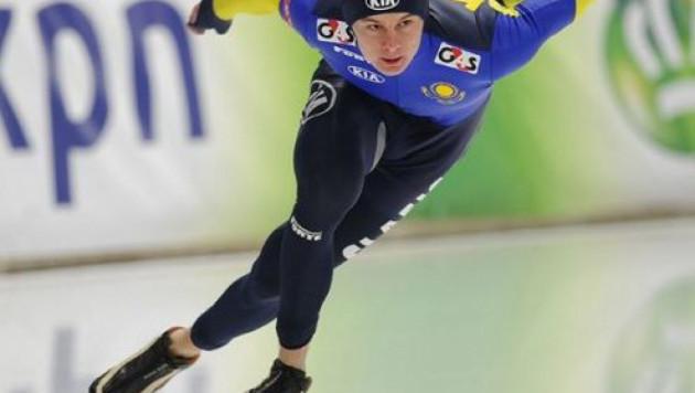 Казахстанец Креч выиграл 500-метровку этапа Кубка мира в Астане