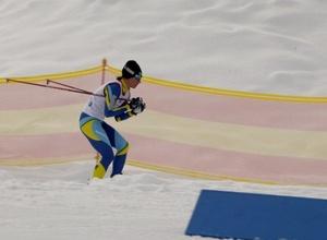 Лыжница Коломина стала 63-й в гонке преследования на этапе КМ в Куусамо
