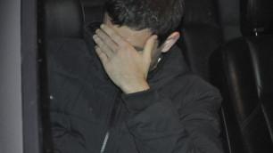 Известного футболиста задержали за езду в пьяном виде в Алматы
