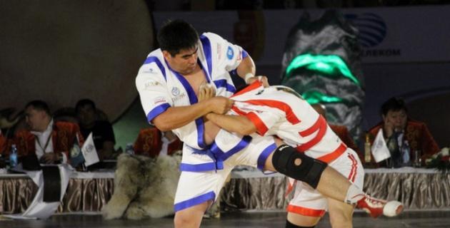 Сборная Казахстана по казакша курес является фаворитом турнира Eurasia Barysy