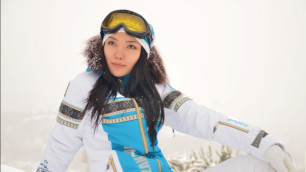 Олимпийская форма для сборной Казахстана готова