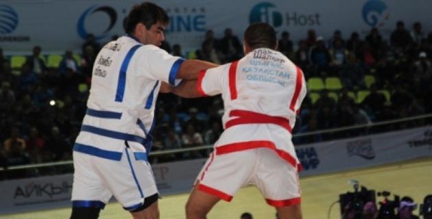 Казахстанцы стартовали с победы на турнире Eurasia Barysy
