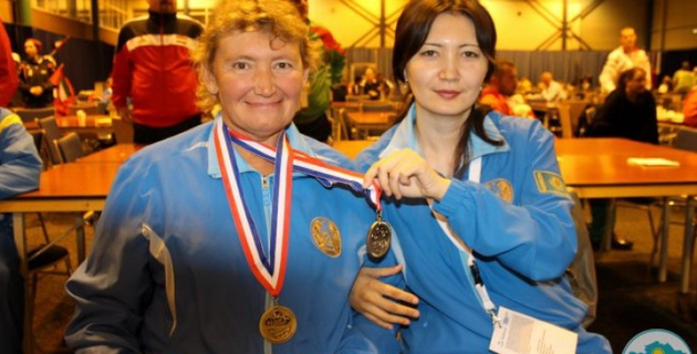 Монолог вице-президента Паралимпийского Комитета Казахстана Айдара Жумабаева