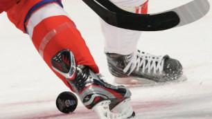 Россияне назвали казахстанских хоккеистов главными конкурентами в борьбе за титул Универсиады