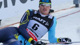Казахстанец Алексей Полторанин стал вторым на этапе Кубка мира в Италии