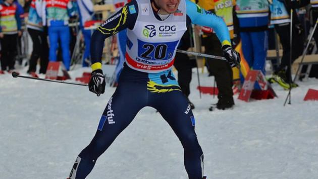 Казахстанские лыжники остались без медалей в мужском масс-старте Универсиады