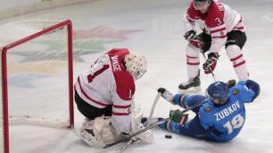 Казахстанские хоккеисты стали серебряными призерами Универсиады-2013