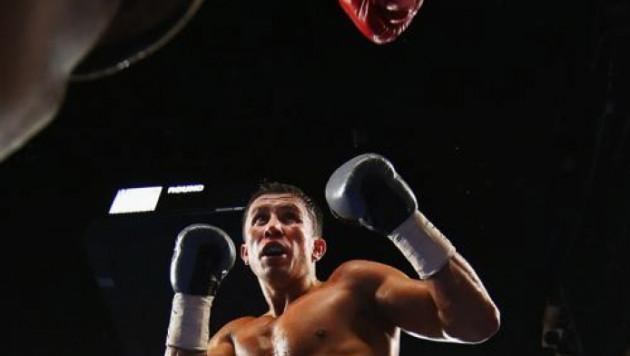 Назван соперник на 30-й бой Головкина на профессиональном ринге