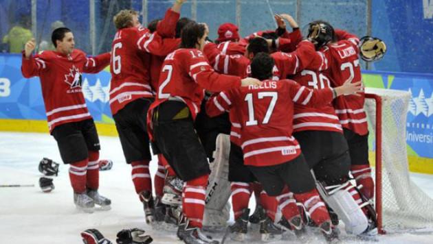 Канадские хоккеисты не ожидали крупной победы над казахстанцами в финале Универсиады